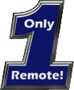 Only One Remote Logo