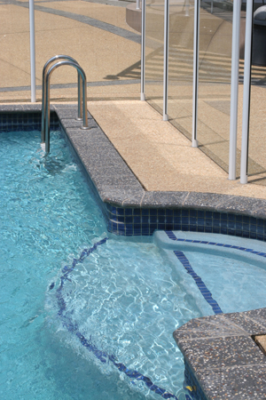 Limit Access to Pool Areas